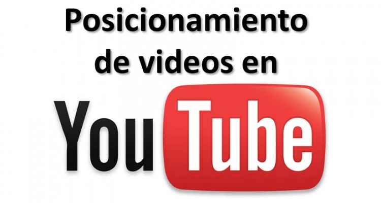 Posicionamiento videos Youtube